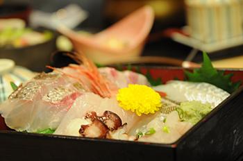 ちらし寿司御前