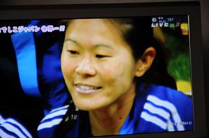 沢 穂希選手